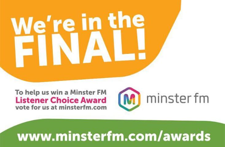 Serendipity Minster FM Listener Choice Award